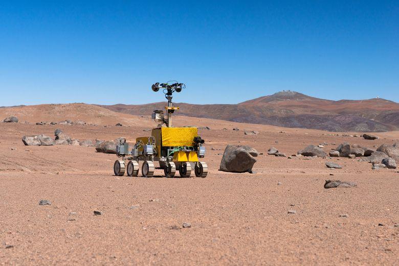 Роботы стремятся к звёздам - 7