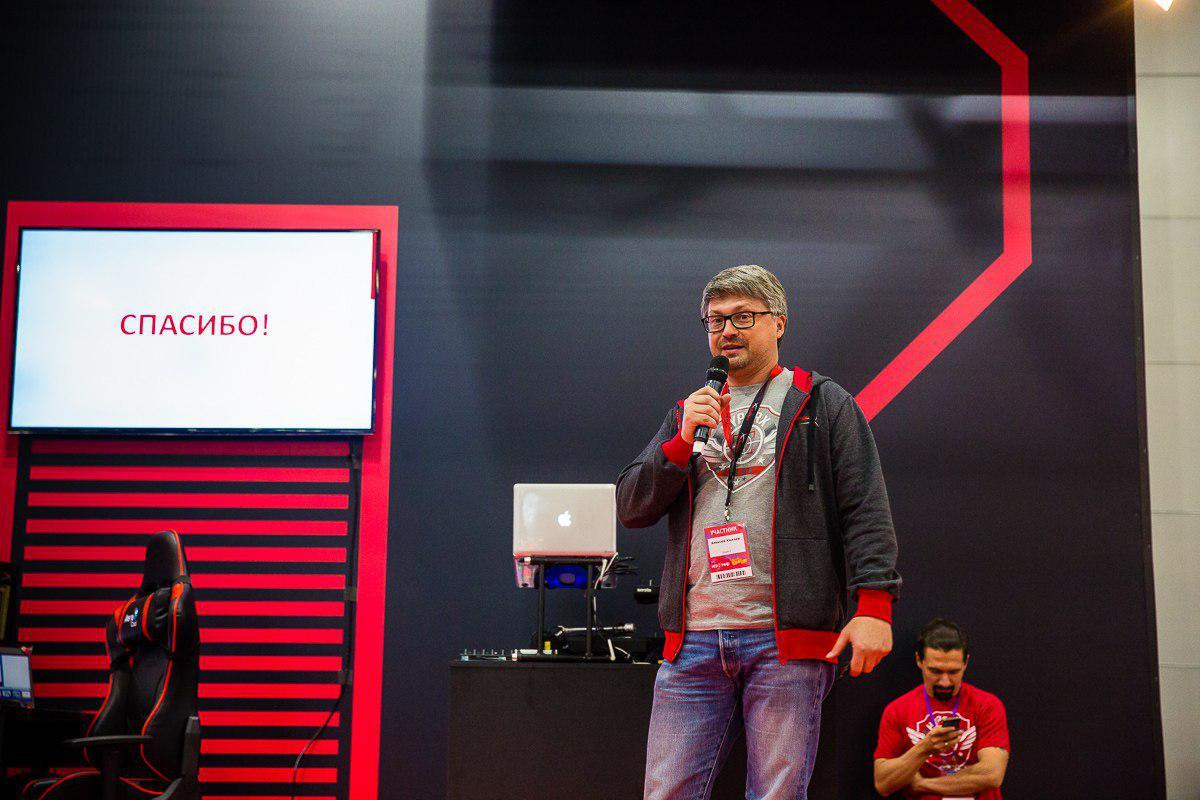 HyperX на Игромире-2017: часть 1 — SSD и DRAM - 6