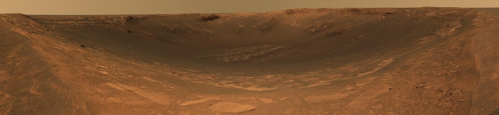 Незаметные «Возможности» в изучении Марса - 11
