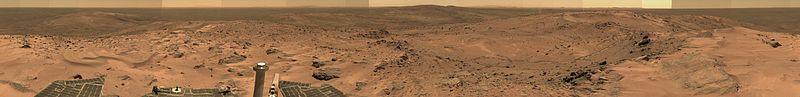 Незаметные «Возможности» в изучении Марса - 15