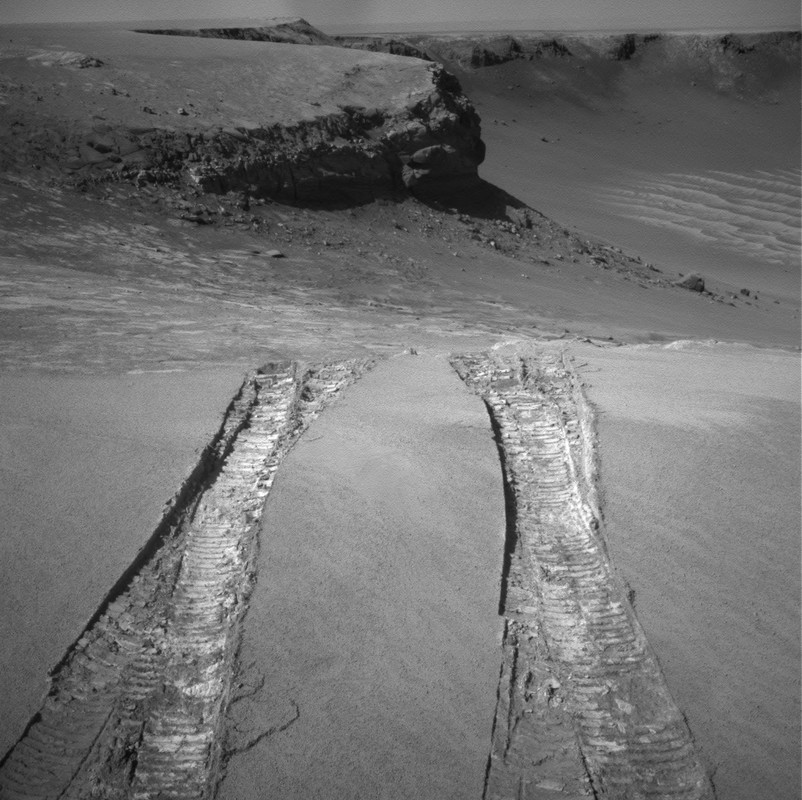 Незаметные «Возможности» в изучении Марса - 16