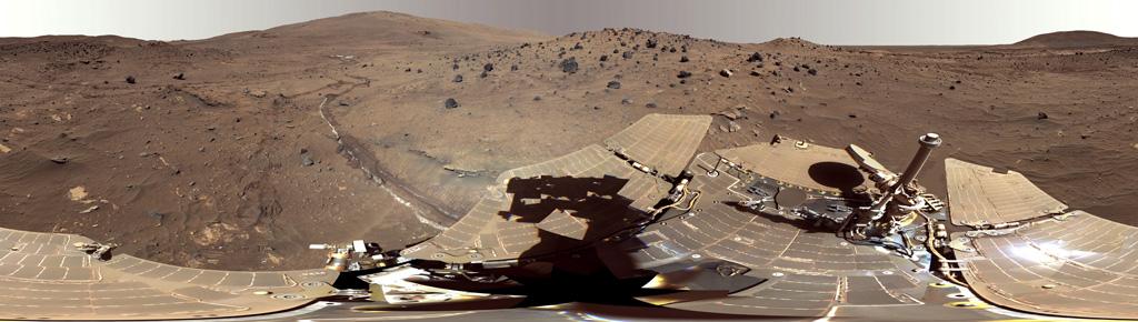 Незаметные «Возможности» в изучении Марса - 20