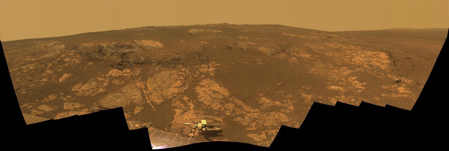 Незаметные «Возможности» в изучении Марса - 22