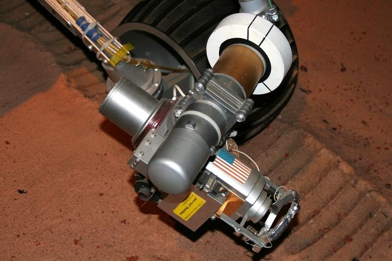 Незаметные «Возможности» в изучении Марса - 5