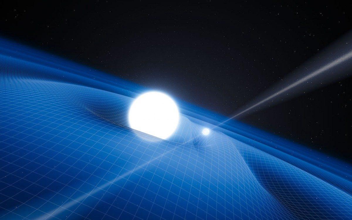 Спросите Итана: что такое пространство-время? - 9