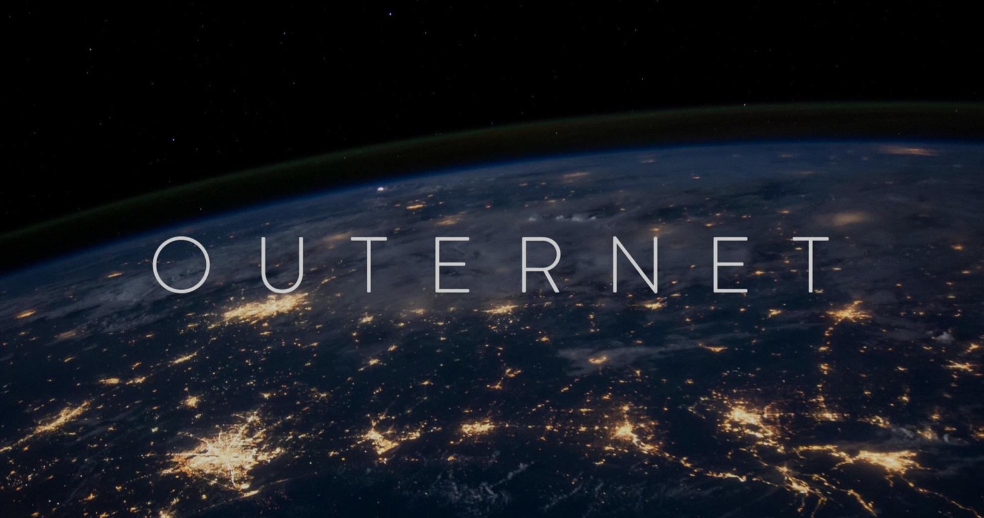 Outernet: там где не работает Internet - 1