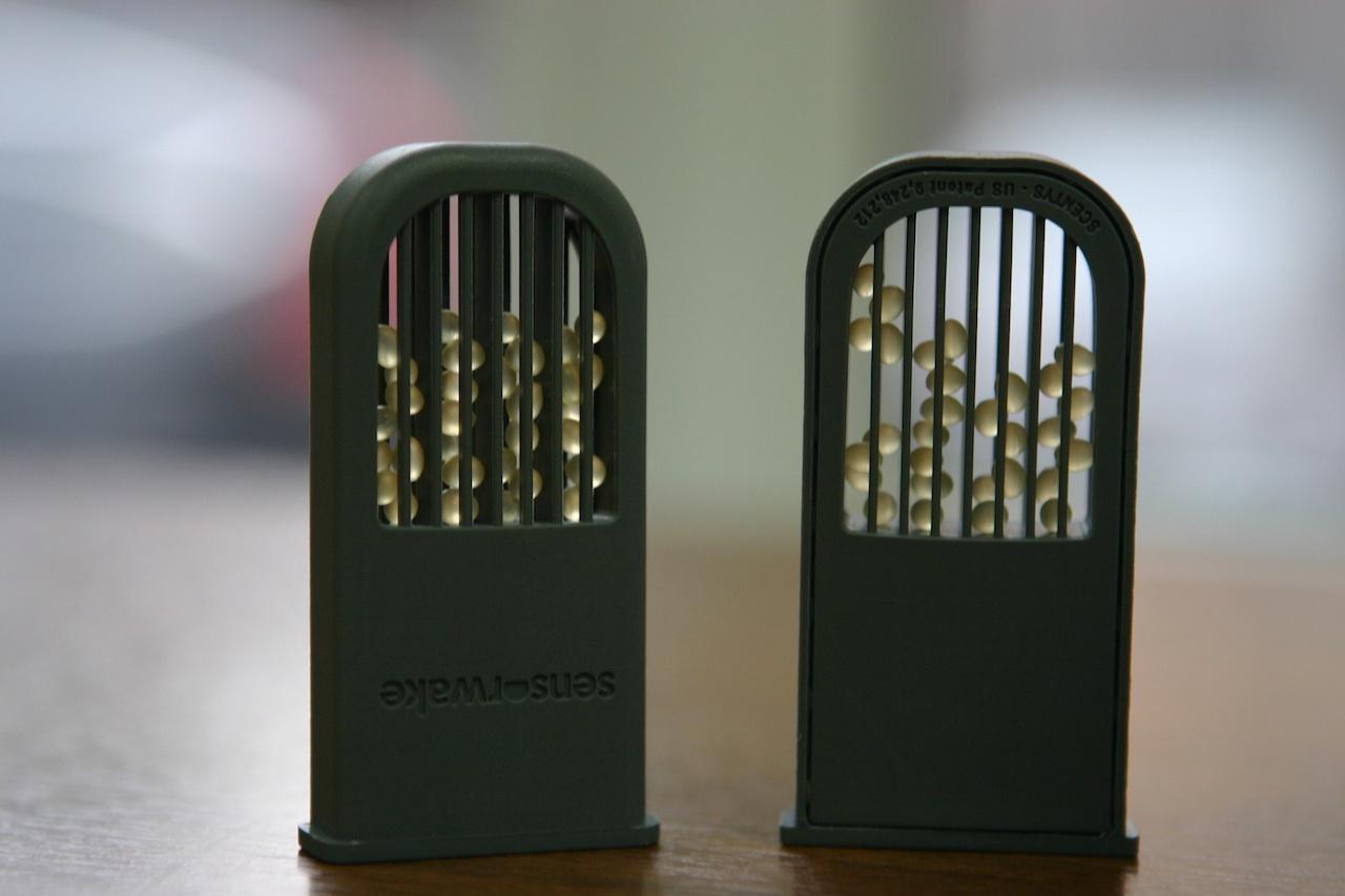 Sensorwake — ольфакторный будильник, который будит приятными ароматами - 4