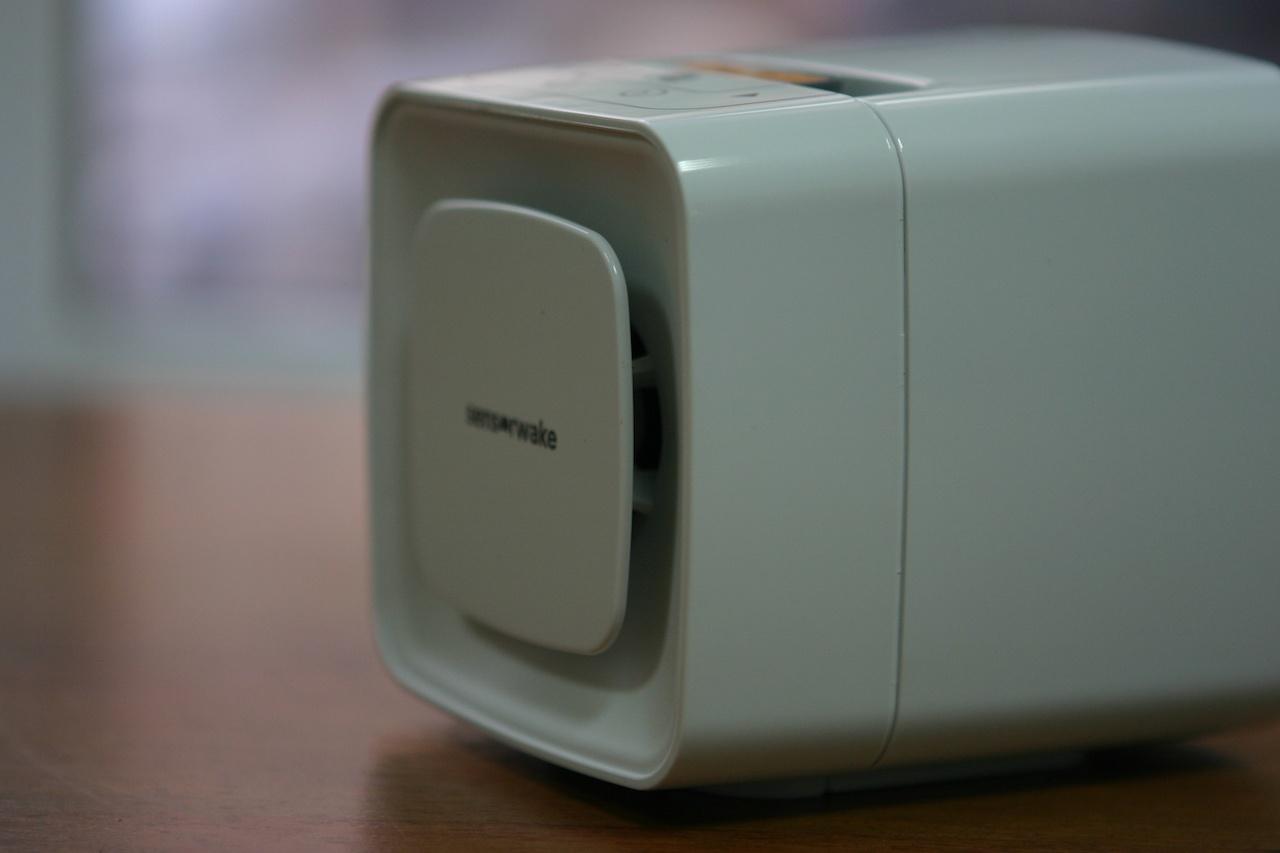 Sensorwake — ольфакторный будильник, который будит приятными ароматами - 5