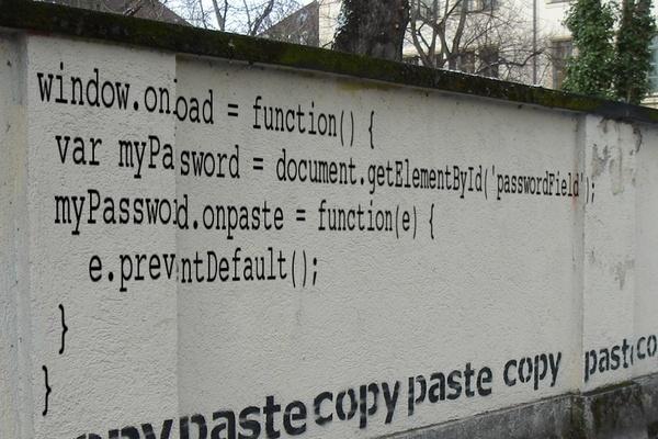 Пусть они вставляют пароли - 1