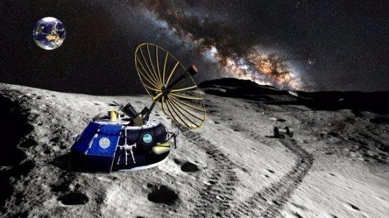 Сотрудники НАСА работают над транспортной системой, которая будет успешно функционировать на Луне