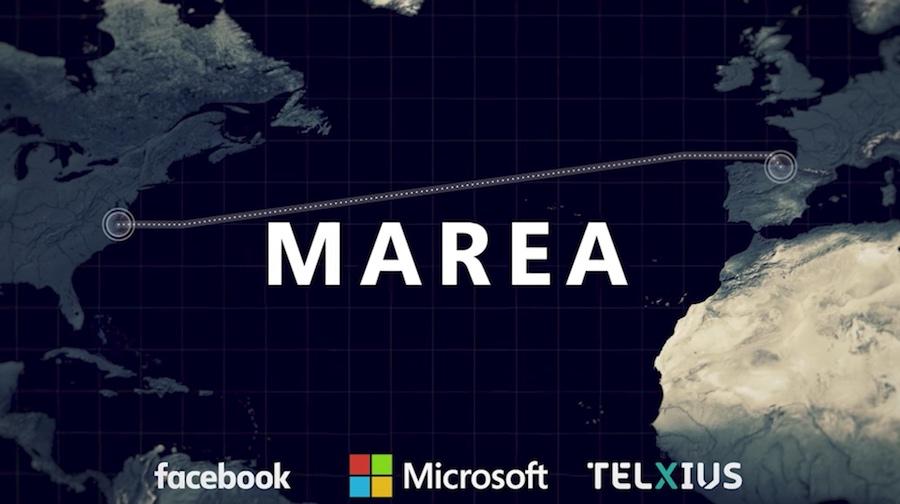 Marea: трансатлантический кабель от Microsoft и Facebook завершен - 1