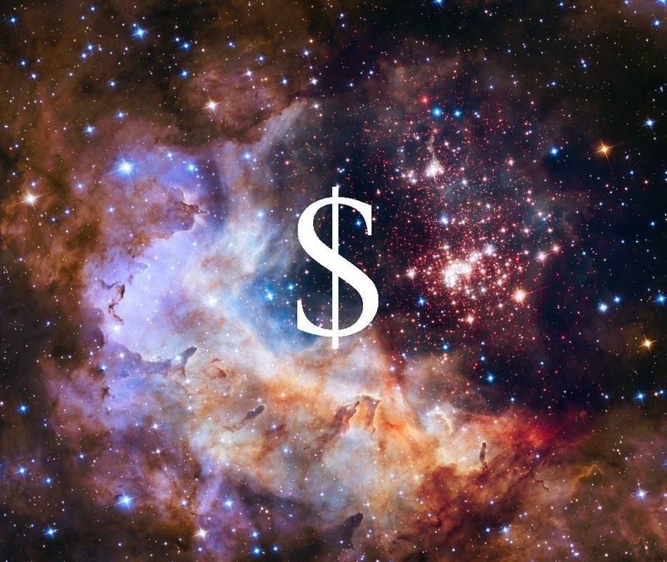 Сколько стоит космос - 1