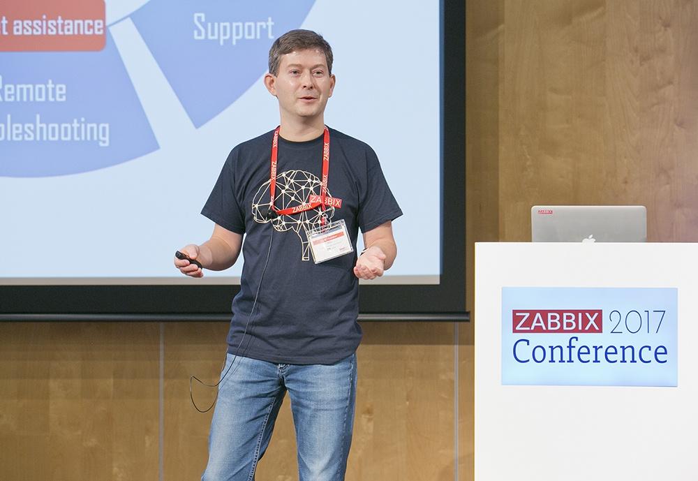 Zabbix конференция 2017: как прошёл день первый - 3
