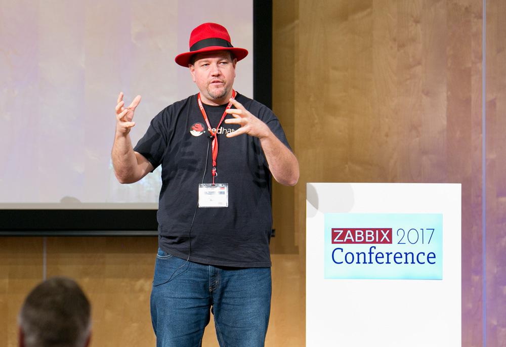 Zabbix конференция 2017: как прошёл день первый - 4