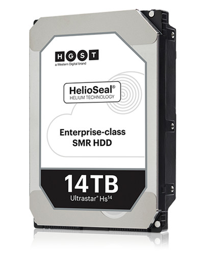 Накопители Ultrastar Hs14 уже доступны некоторым партнерам Western Digital