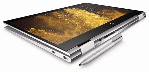 Ноутбук-трансформер HP EliteBook x360 1020 G2 получил экран диагональю 12,5 дюйма разрешением 4K - 4