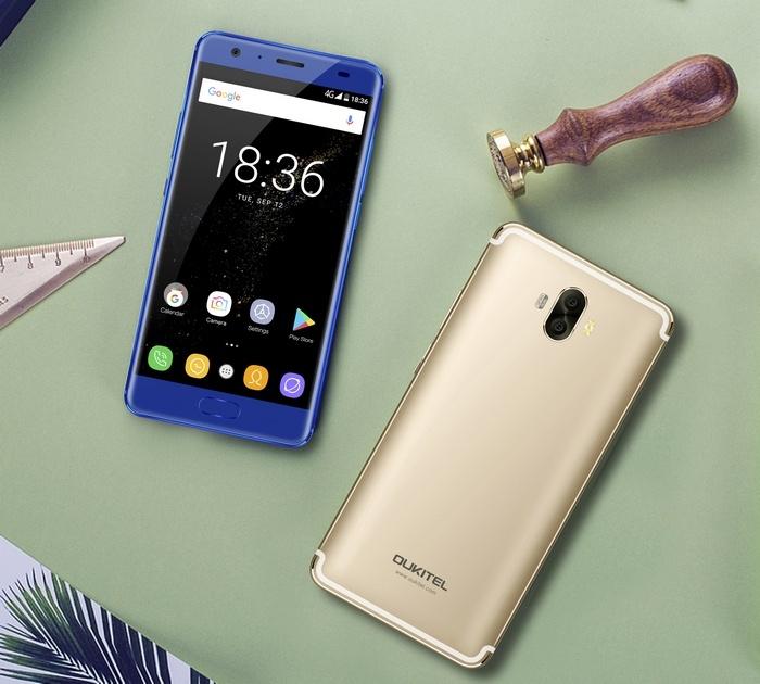 Смартфон Oukitel K8000 получил аккумулятор емкостью 8000 мА•ч и дисплей AMOLED