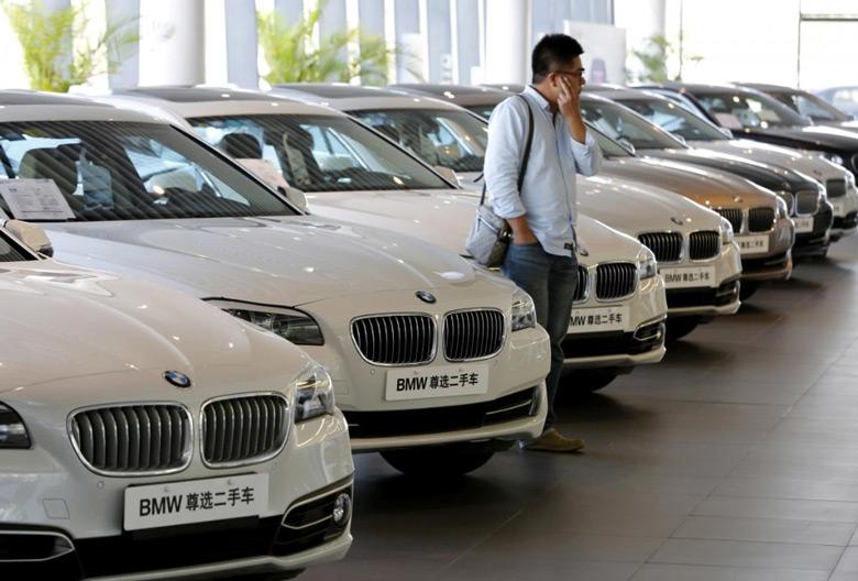 Продукция BMW пользуется популярностью в Китае