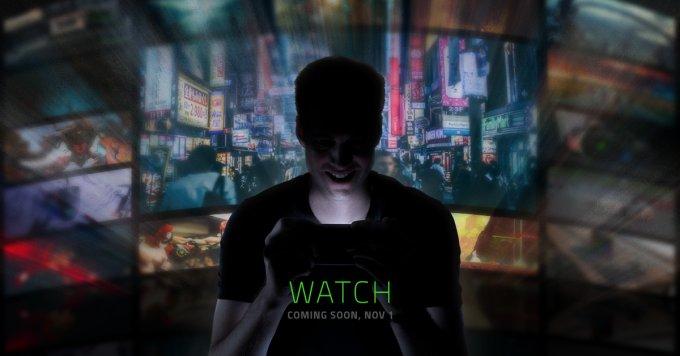 Razer представит свой смартфон 1 ноября