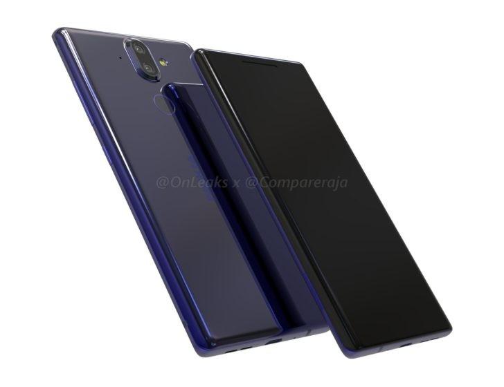 Компьютерная модель Nokia 9 запечатлена на видео