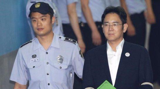 Генеральный директор Samsung Electronics уйдет в отставку