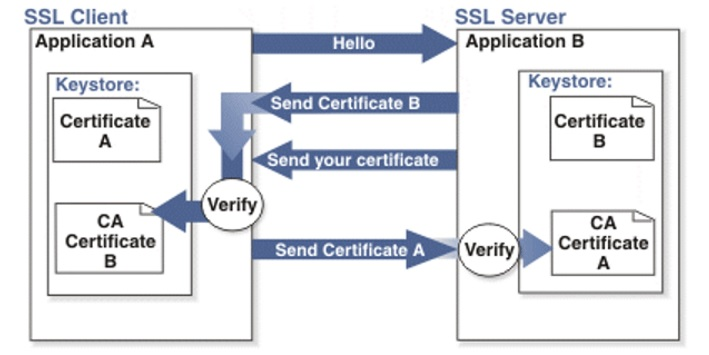 Настройка двусторонней RSA и GOST аутентификации в приложении на JBoss EAP 7 - 4
