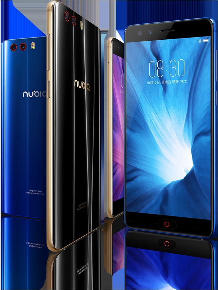 Смартфон ZTE Nubia Z17 miniS получил четыре камеры и экран с привычным соотношением сторон