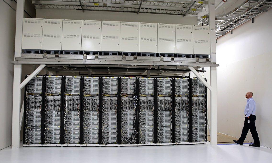 Microsoft продемонстрировала рабочий ЦОД с электропитанием от топливных элементов - 1