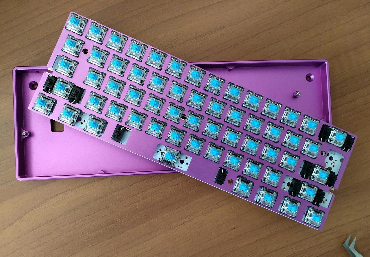 Выбираем и собираем 60% клавиатуру - 13