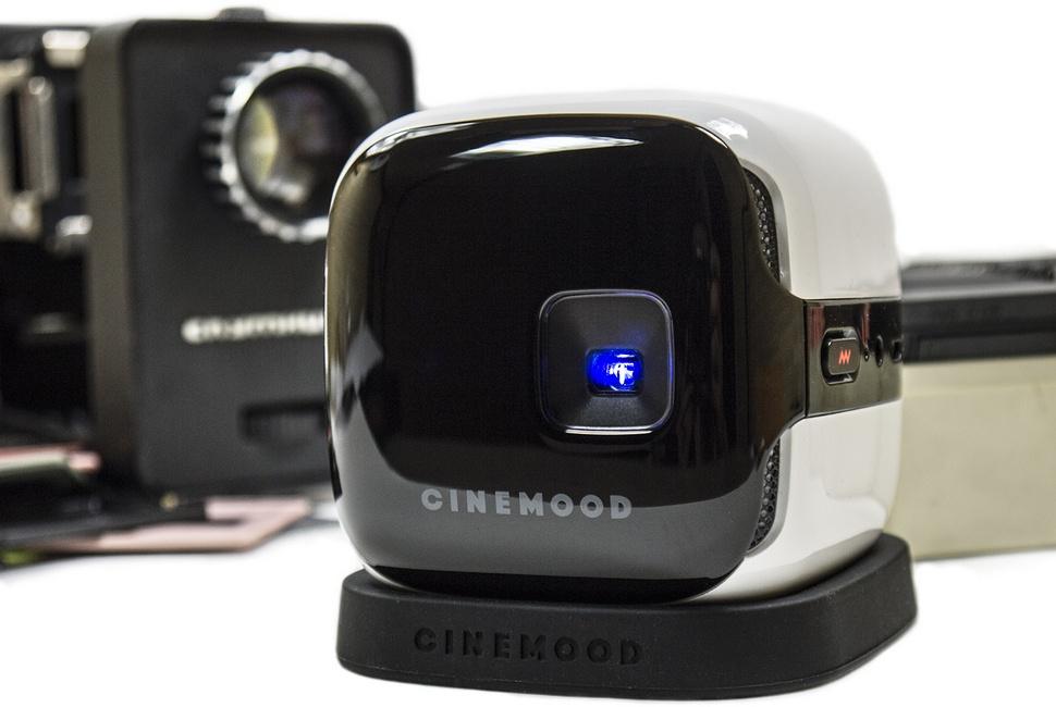Карманный проектор Cinemood Storyteller: детский кинотеатр на ладони - 1