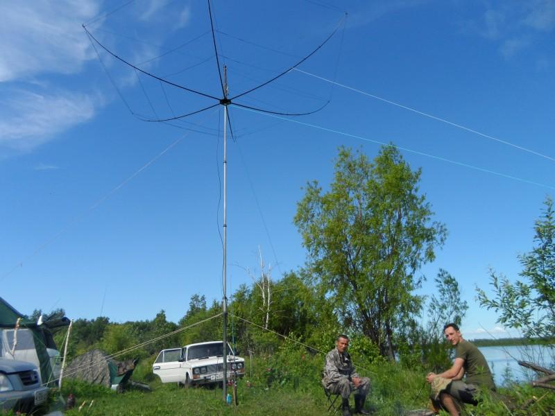 Полевое радиолюбительство или теория полевых выездов - 1