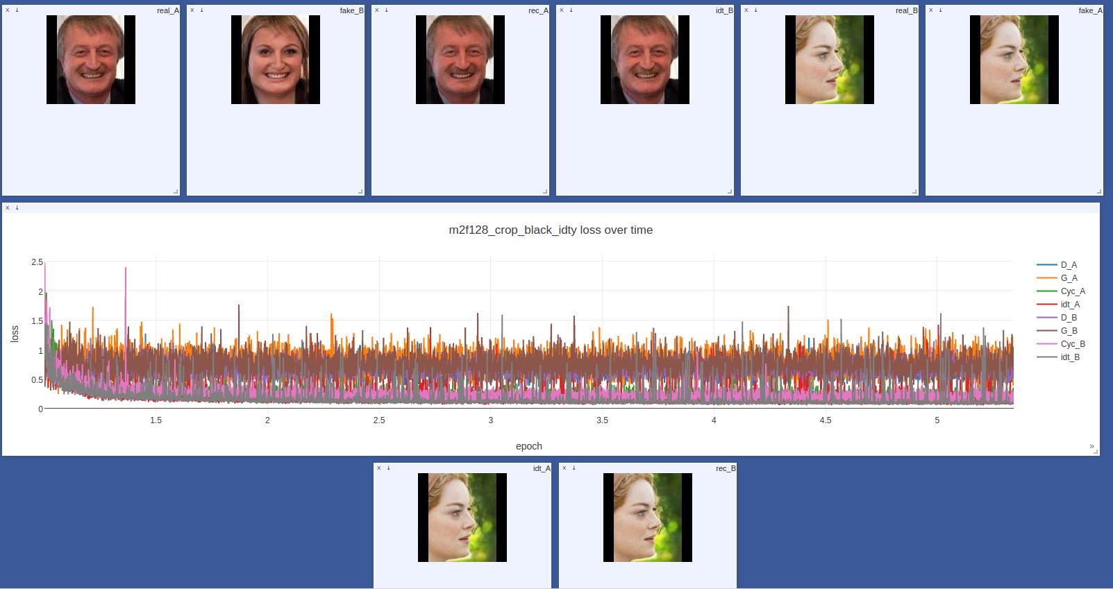 Смена пола и расы на селфи с помощью нейросетей - 28
