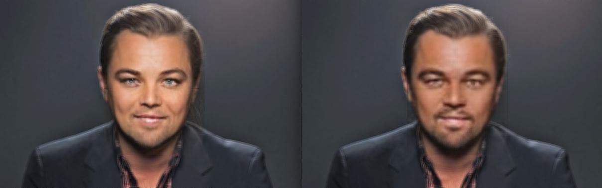 Смена пола и расы на селфи с помощью нейросетей - 49