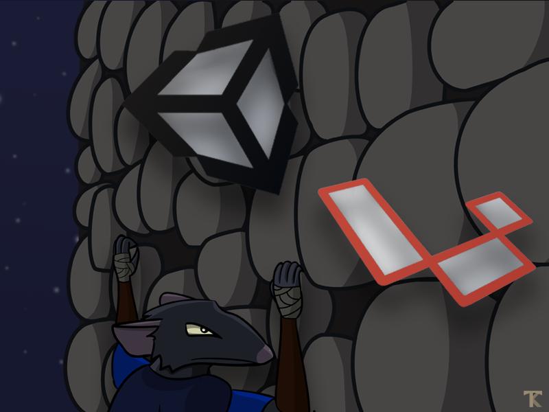 Добавление рекордов с OAuth 2: Laravel Passport + Unity. Часть 1 - 1