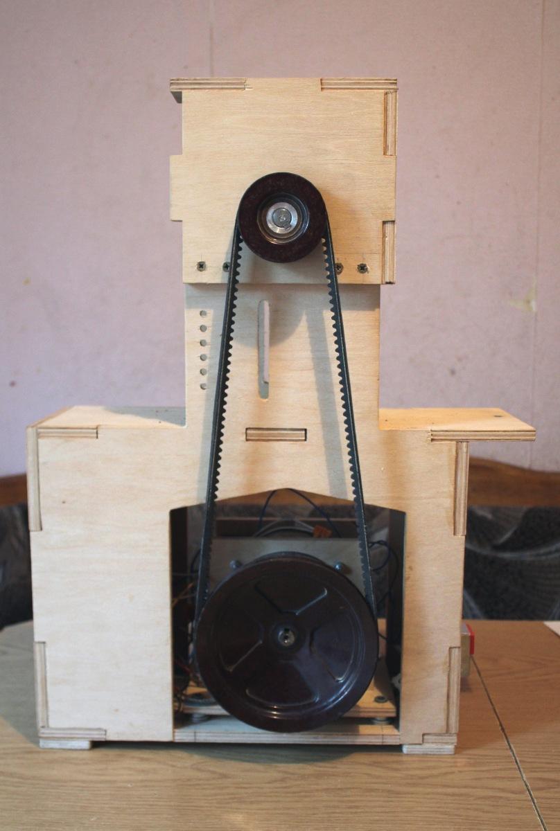 Горизонтально-шлифовальный станок - 15