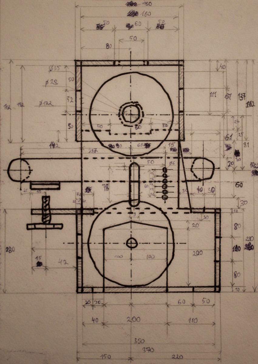 Горизонтально-шлифовальный станок - 2