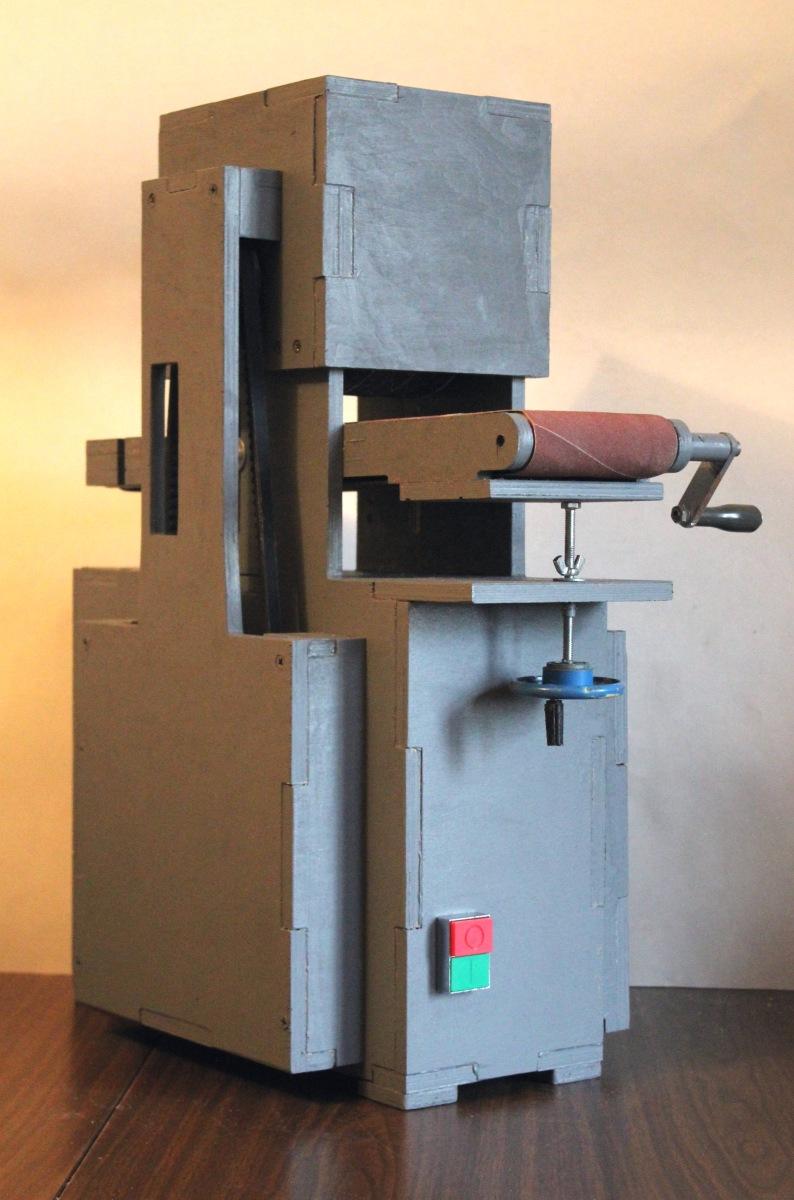 Горизонтально-шлифовальный станок - 21
