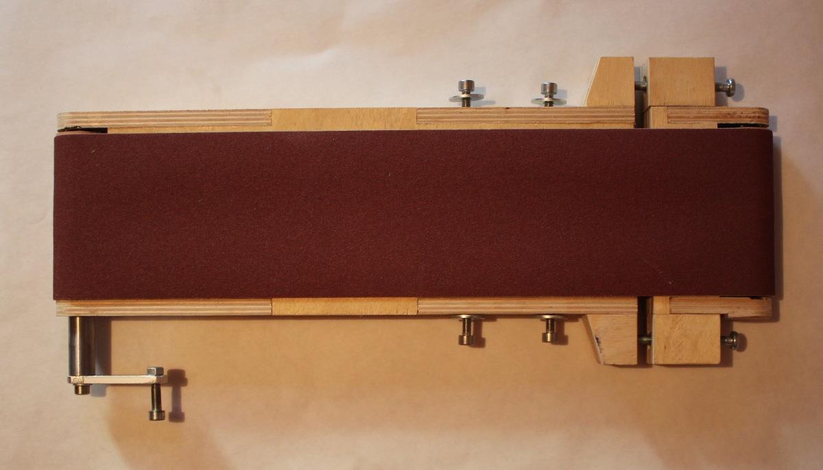 Горизонтально-шлифовальный станок - 8