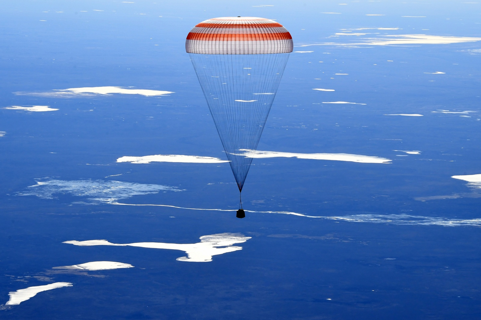 Представитель НАСА заявил о частичной разгерметизации «Союза МС-02» с тремя космонавтами на борту в апреле этого года - 1