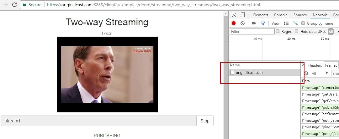 Создаем живую потоковую CDN для видеотрансляций WebRTC с низкой задержкой - 13