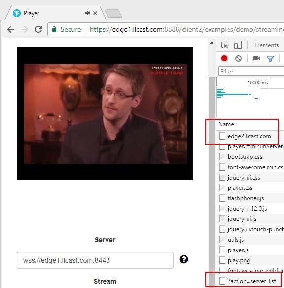 Создаем живую потоковую CDN для видеотрансляций WebRTC с низкой задержкой - 16