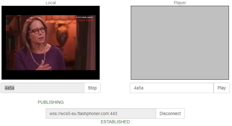 Создаем живую потоковую CDN для видеотрансляций WebRTC с низкой задержкой - 9