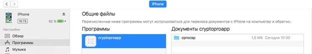 Защищаем мобильное приложение с помощью «КриптоПро»: пошаговая инструкция - 11
