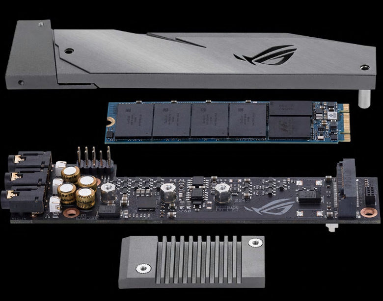 Данных о ценах на платы Asus ROG Strix X370-I Gaming и Strix B350-I Gaming пока нет