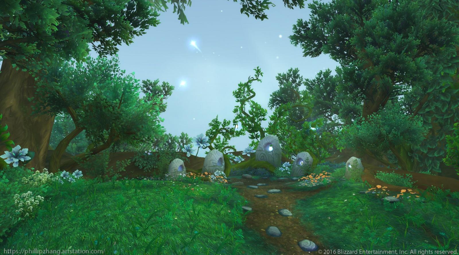 Создание неба для 3D-игр - 1