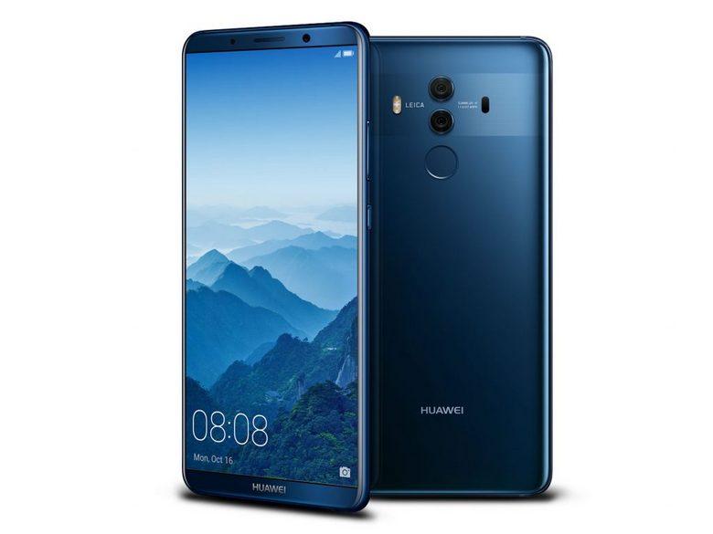 Смартфон Huawei Mate 10 Pro в рейтинге DxOMark заработал 97 баллов