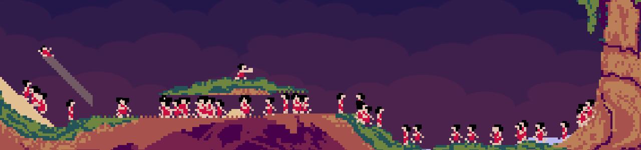 Пиксельное приключение: создаём клон Lemmings в Unity - 7