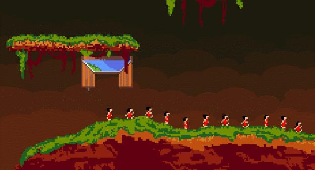 Пиксельное приключение: создаём клон Lemmings в Unity - 1