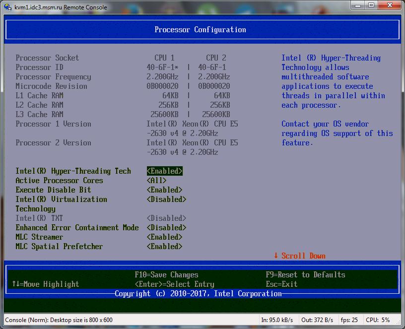 Покупка современного сервера Intel c NVMe P4800X - 12