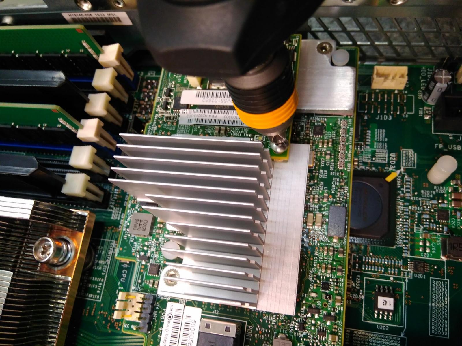 Покупка современного сервера Intel c NVMe P4800X - 19